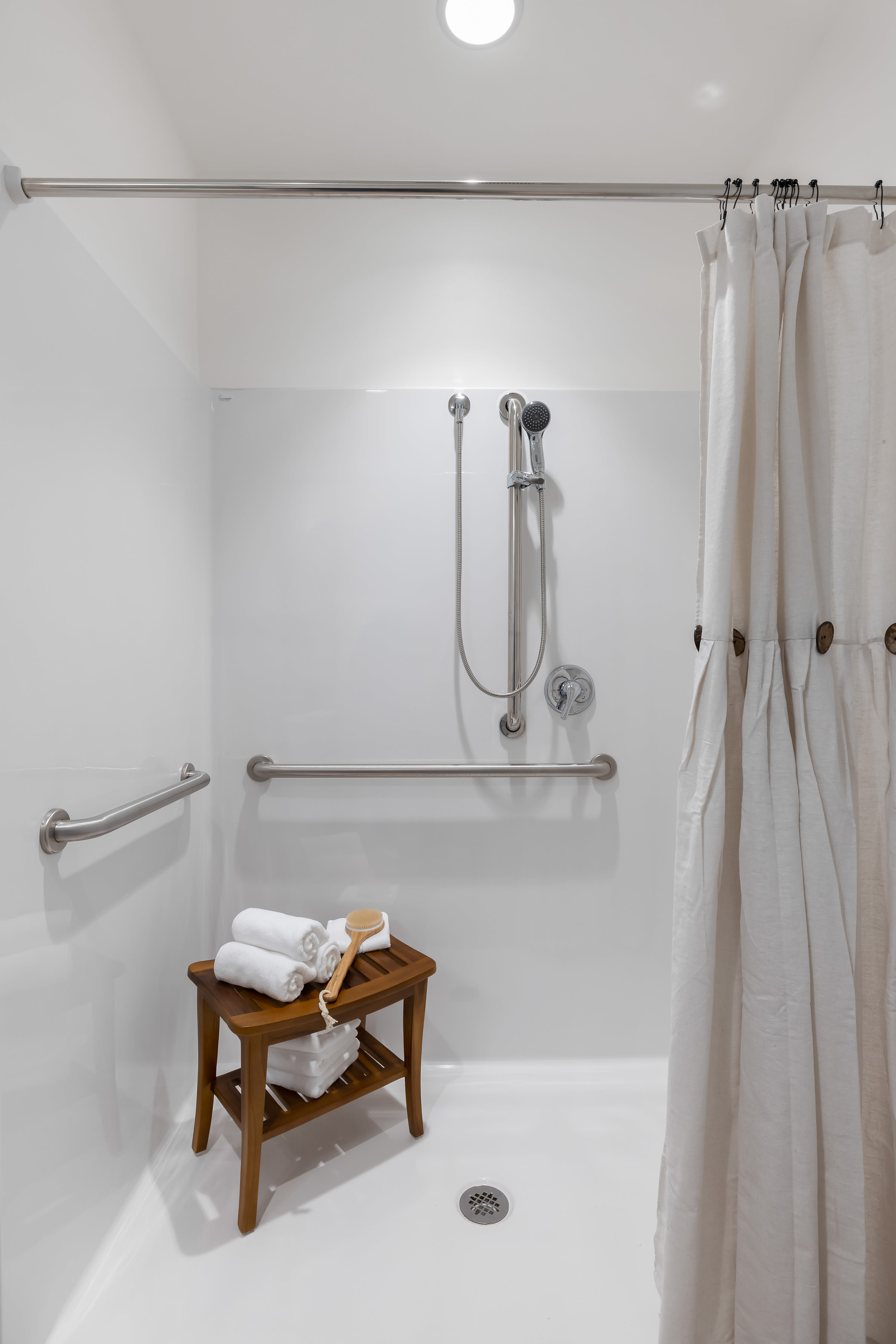 Shower at Anthology of King of Prussia – Now Open in King of Prussia, Pennsylvania