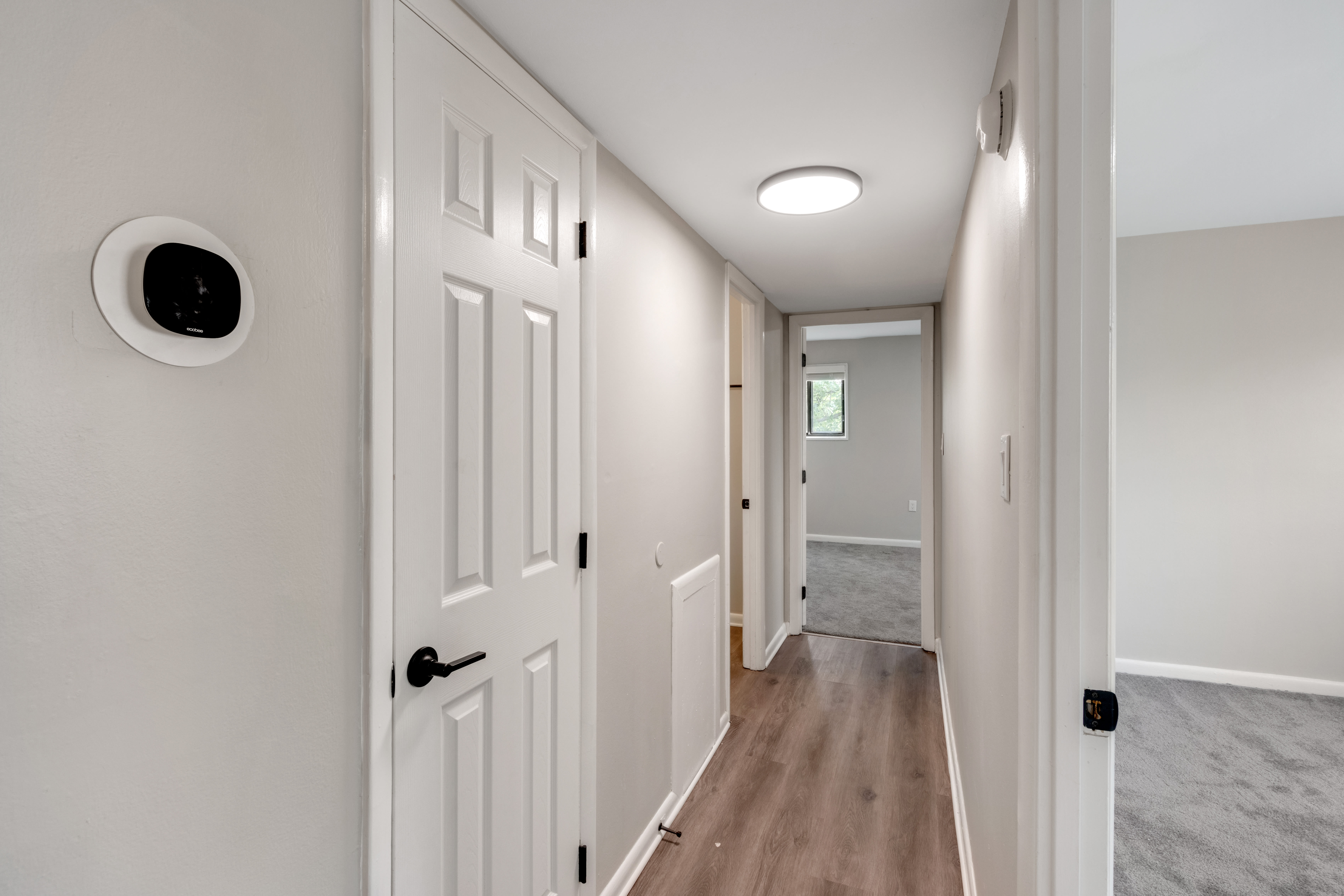 Hallway at Regency Pointe in Forestville, Maryland