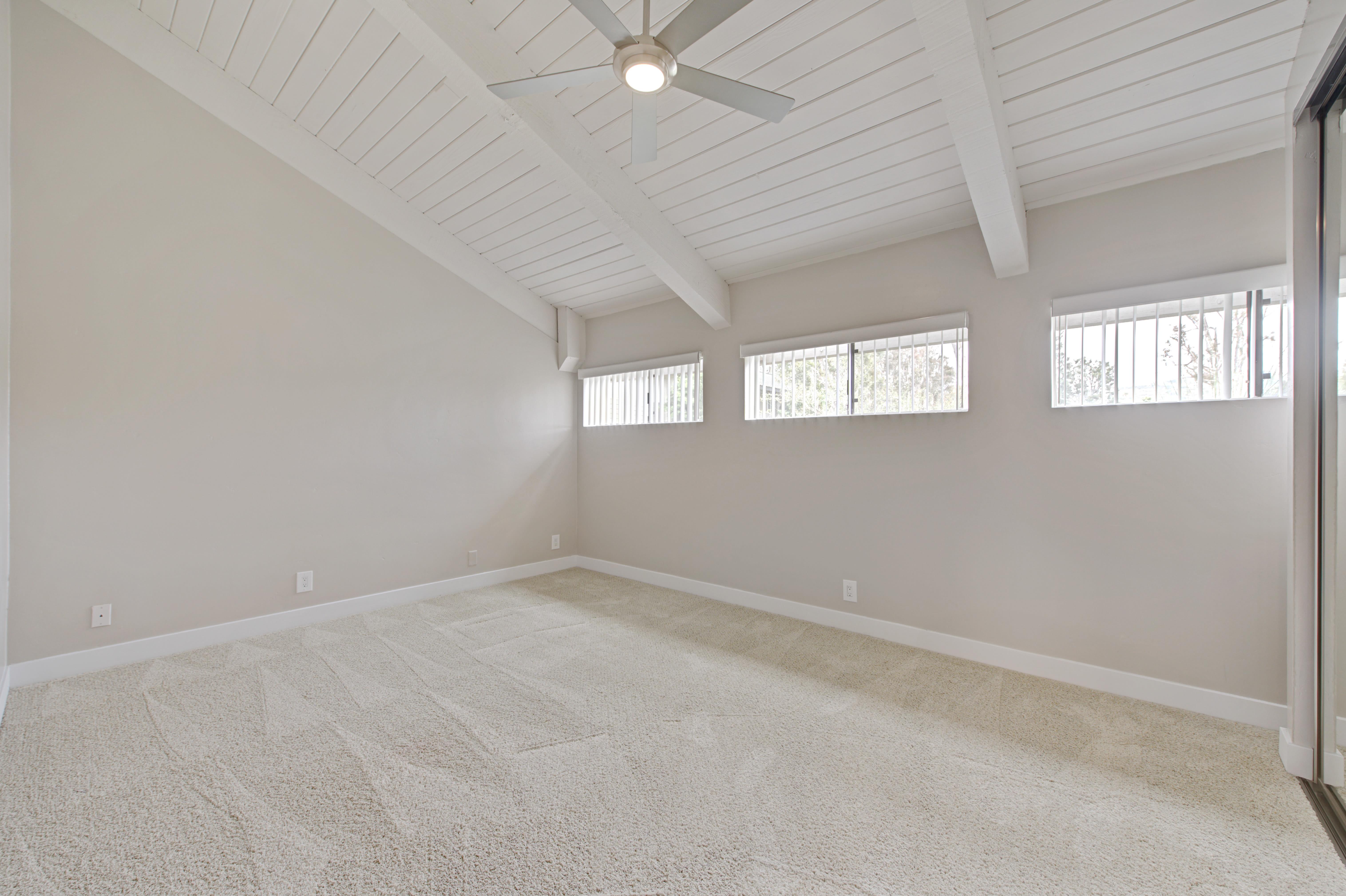 Naturally lit living space at Sofi Ventura