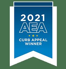 AEA Curb Appeal Award Winner 2021
