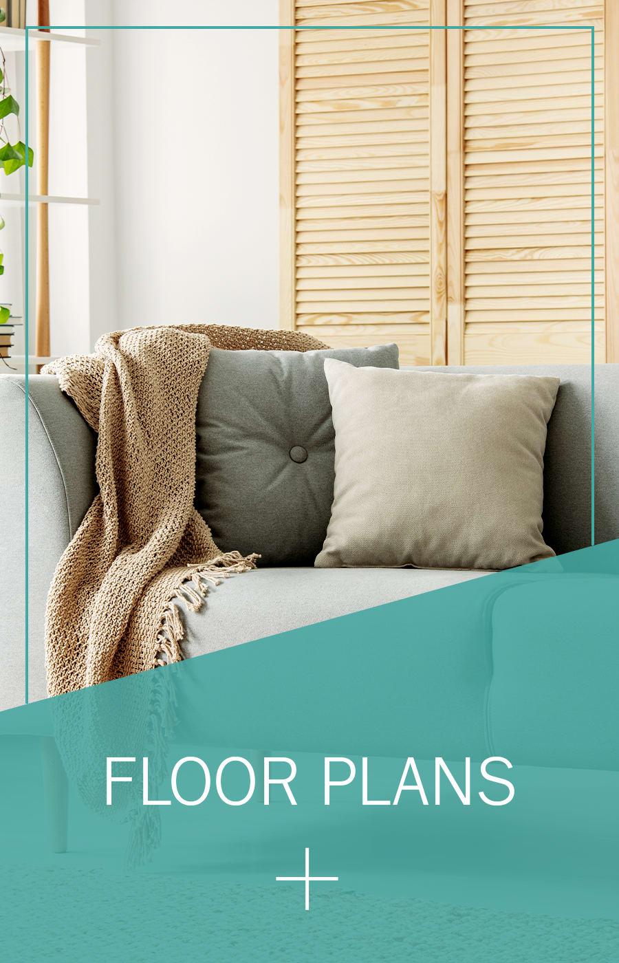 Floor plans graphic