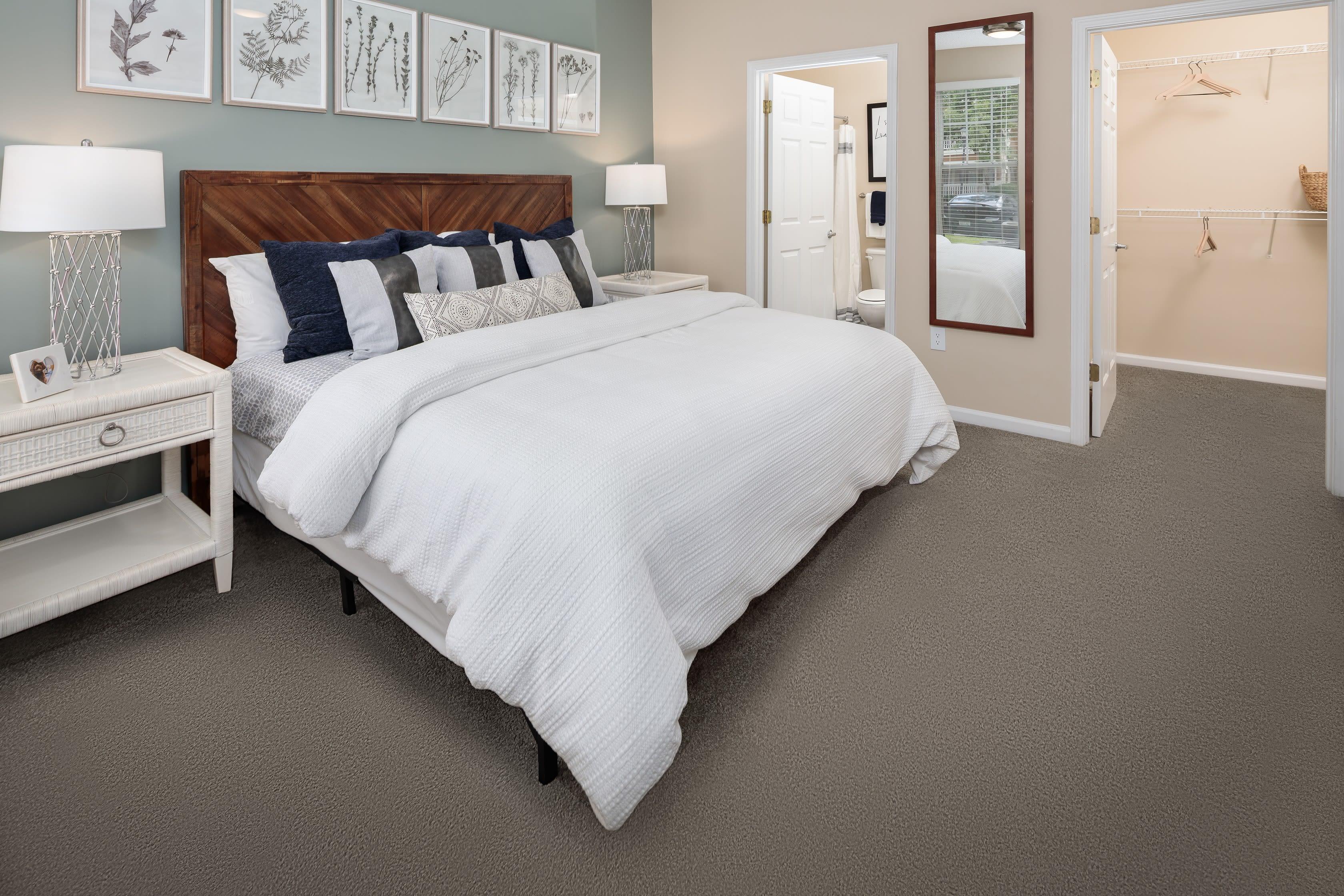 Bedroom at Bryant at Summerville in Summerville, South Carolina