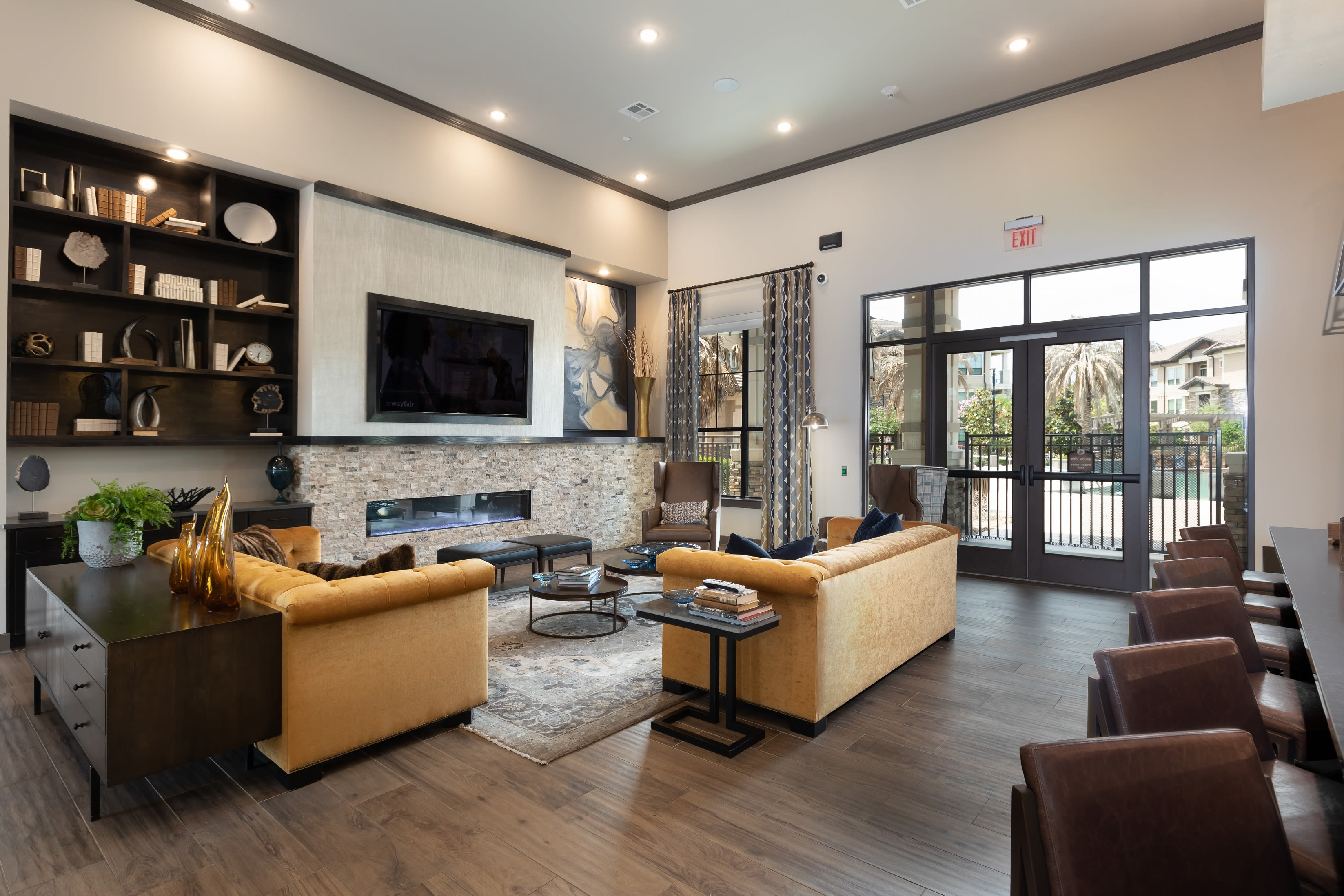 Waterford Trails apartments in Spring, Texas