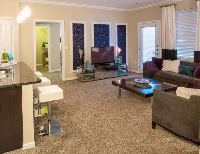 Reserve on Salisbury offers award winning apartments
