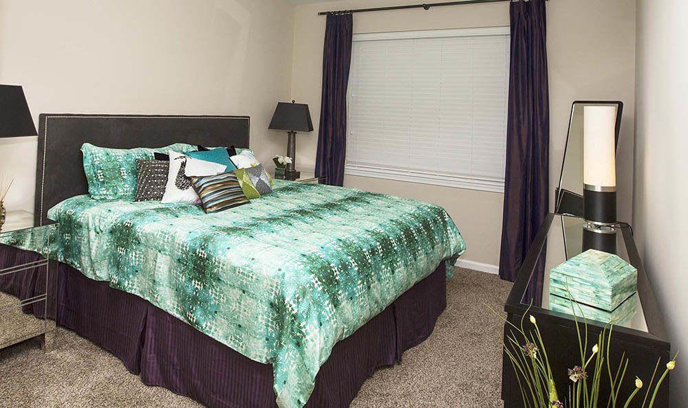 Bedroom at Reserve on Salisbury
