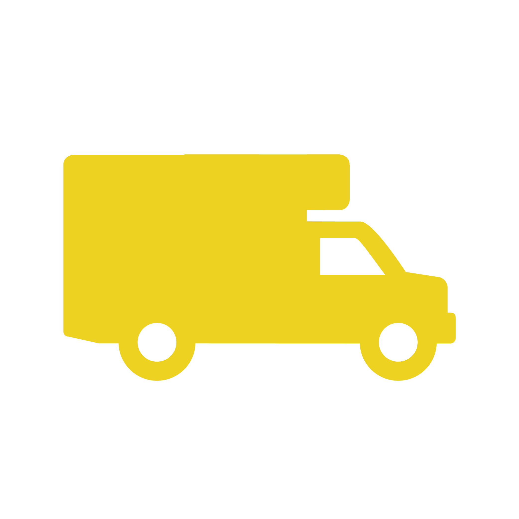 Moving truck graphic