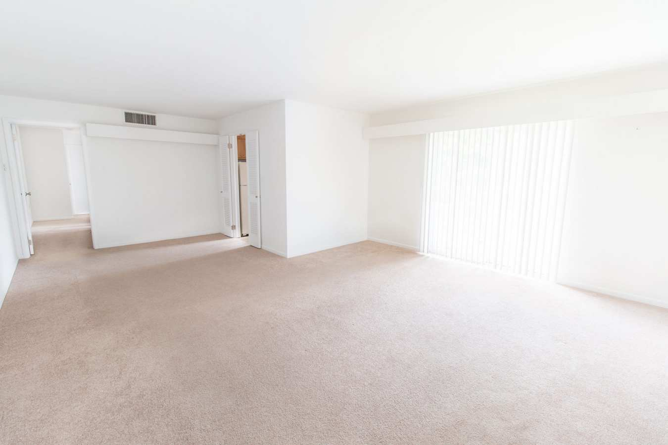 Spacious floor plans at Corliss Apartments in Phillipsburg, New Jersey