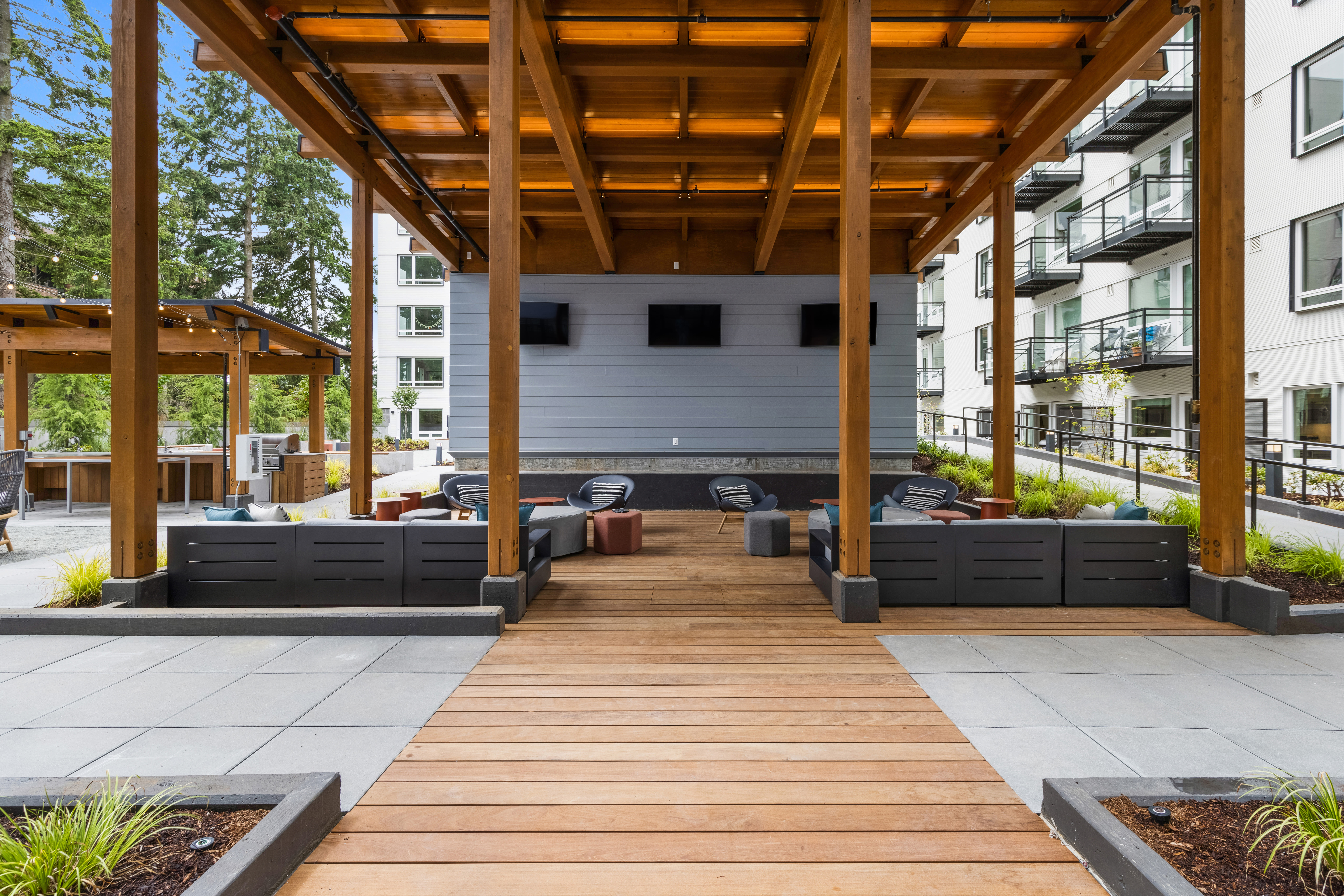 Apartments at Nightingale in Redmond, Washington