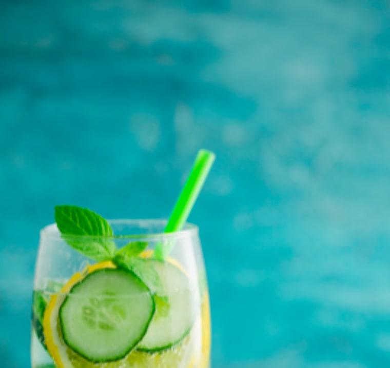 Cucumber Lemon Mint