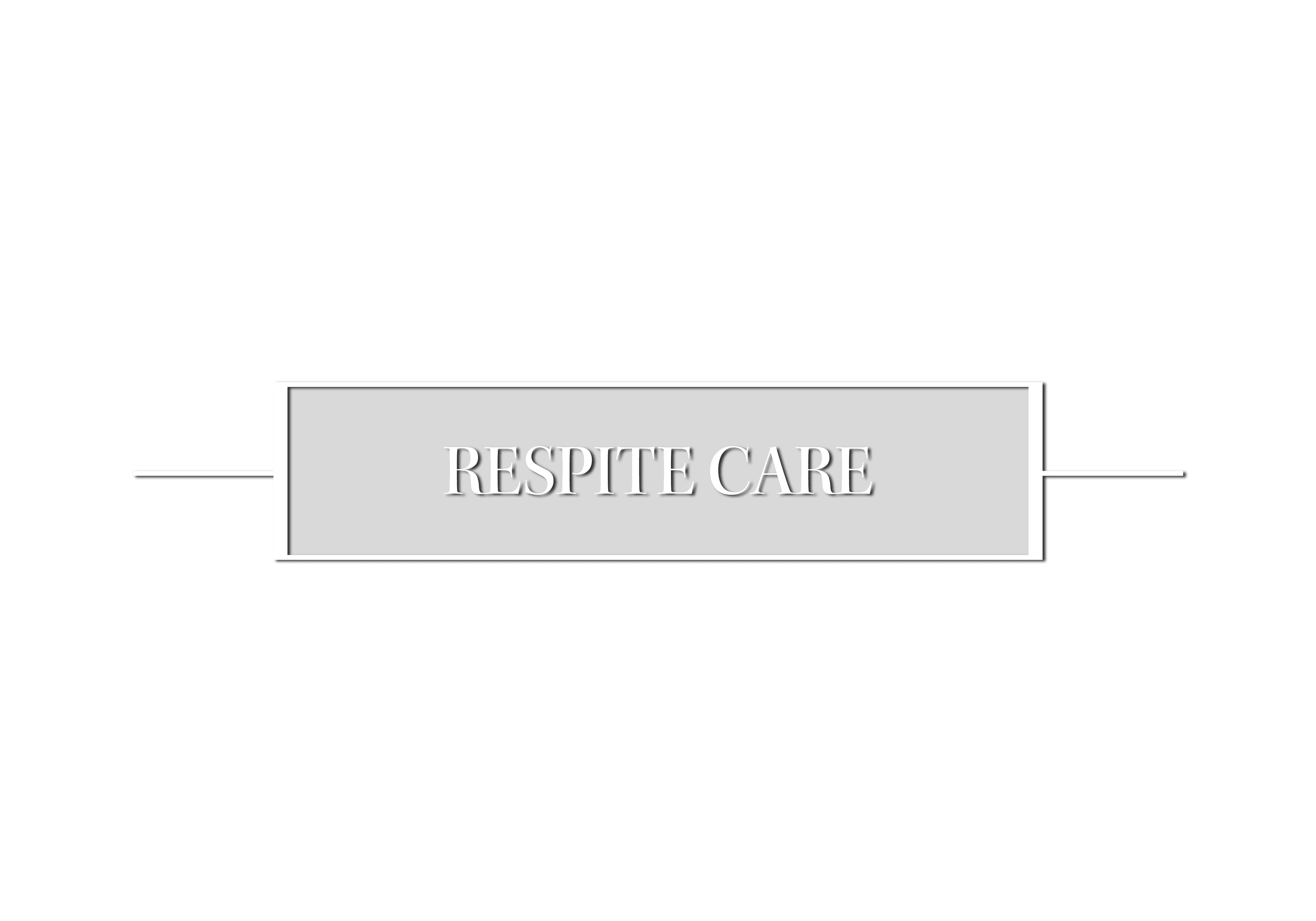 respite care graphic