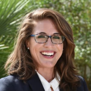 Alyssa Parker, Vice President of Real Estate
