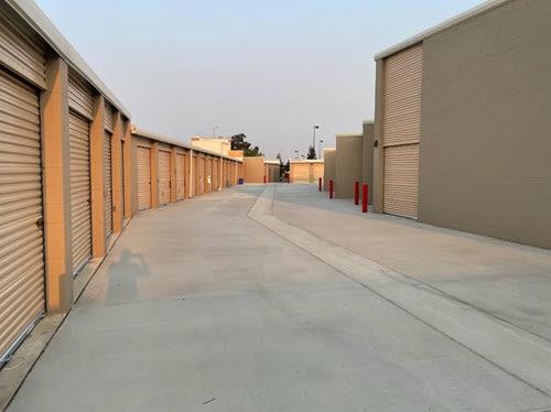 West Sacramento Self Storage New Expansion