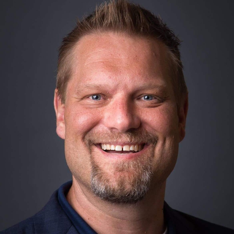 Aaron Windbigler, Regional Director of Operations Compass Senior Living in Eugene, Oregon