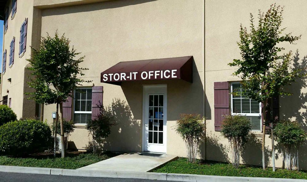 Front office at Stor'It of Los Gatos