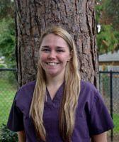 Jenny at Tigard animal hospital