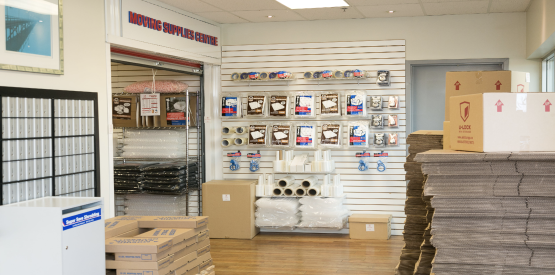 Surrey self storage supplies