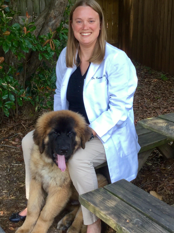 Katrina Posey, DVM at Raleigh Animal Hospital