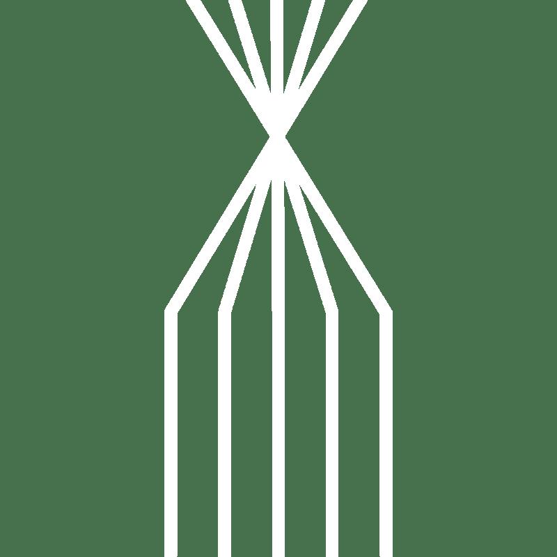 vertical line graphic for Bellrock Bishop Arts in Dallas, Texas