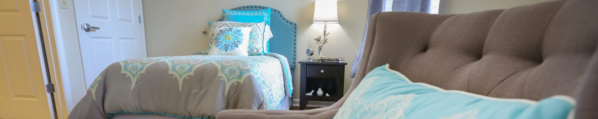Living options at Harmony at Mt. Juliet in Mt. Juliet, Tennessee