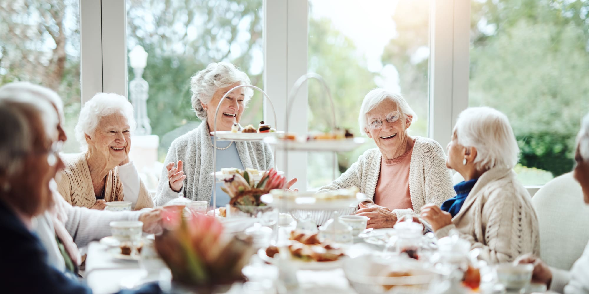 Services & Amenities at Avenir Memory Care Westside in Los Angeles, California.