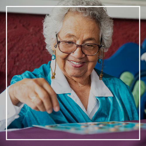 Learn more about Memory Care at Pelican Bay in Beaumont, Texas