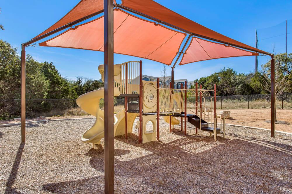 Playground at Villas at the Rim in San Antonio, Texas