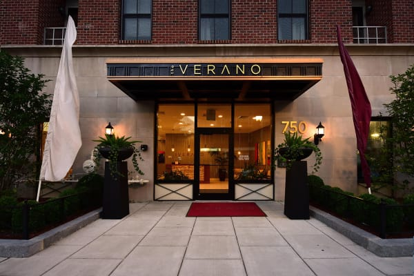 The Verano Apartments in Stamford, CT