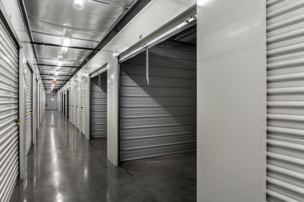 Climate-controlled storage at StorQuest Self Storage in Napa, California