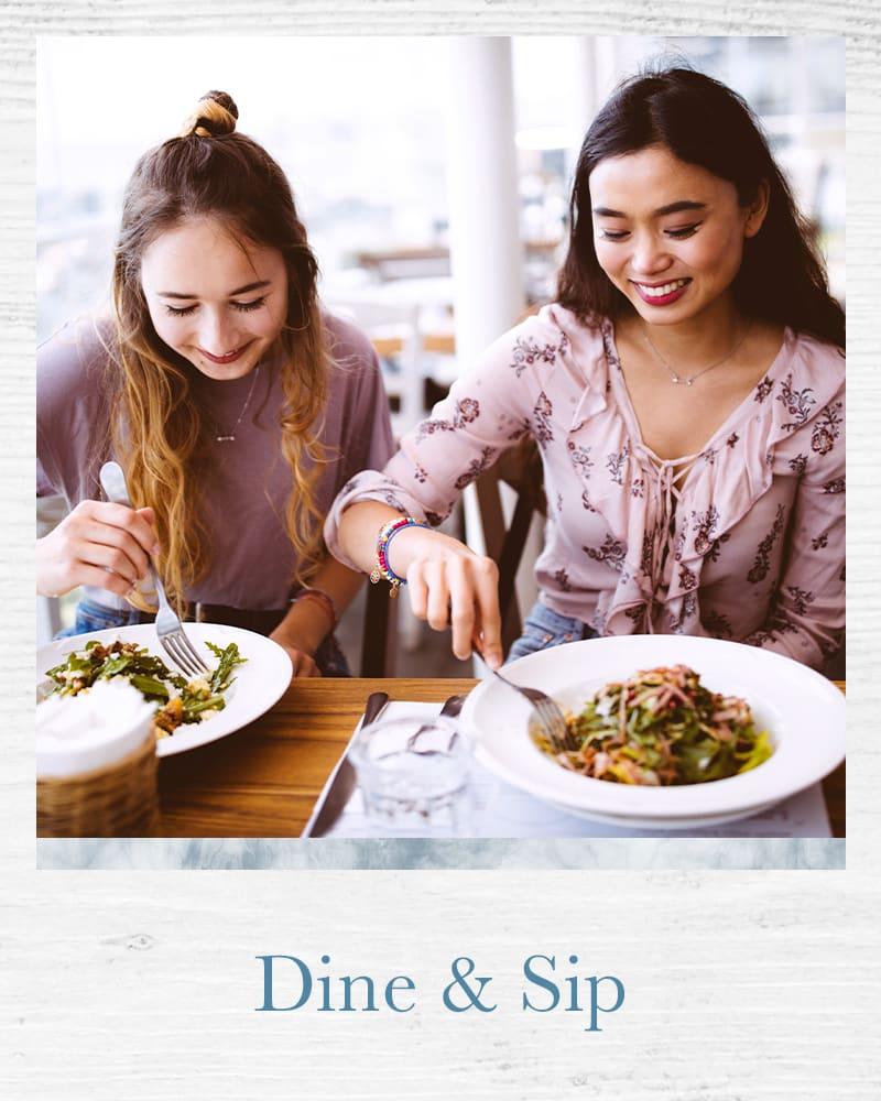 Click to view local restaurants near Crossroads at Elm Creek in Maple Grove, Minnesota
