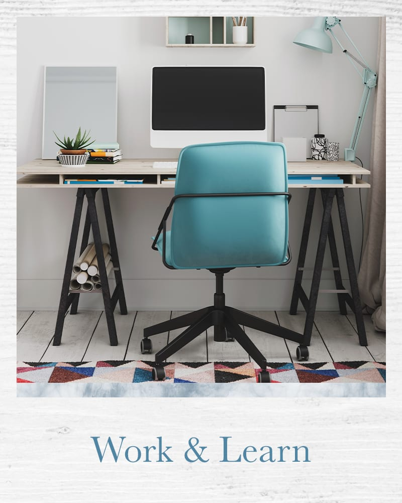 View places to work and learn near Silver Lake Hills in Fenton, Michigan