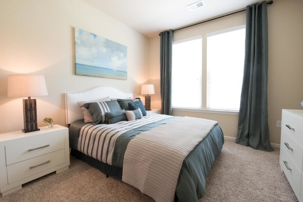 Bedroom at Springs at Juban Crossing