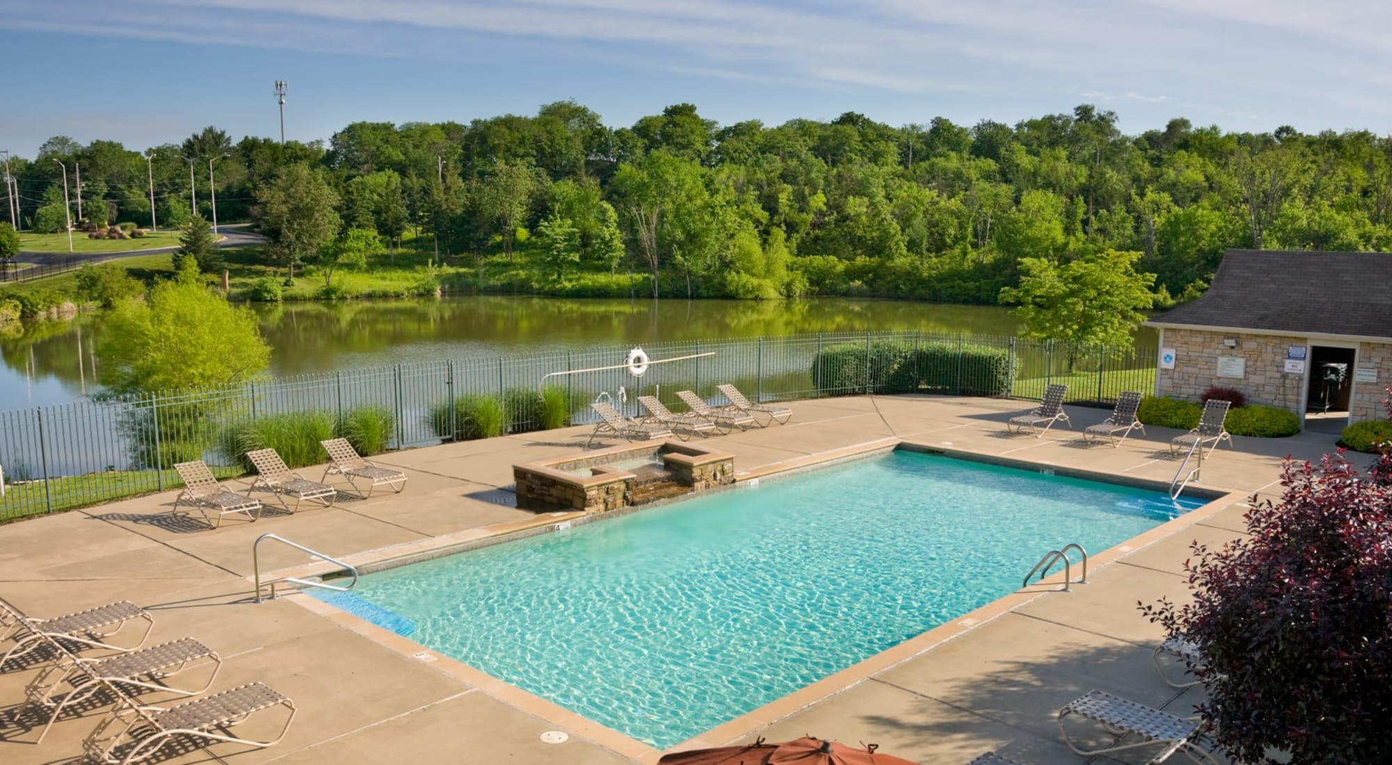 Contact us at Timber Lakes Apartment Homes in Kansas City, Missouri