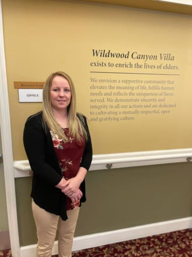Randee Sunden of Wildwood Canyon Villa Assisted Living and Memory Care in Yucaipa, California