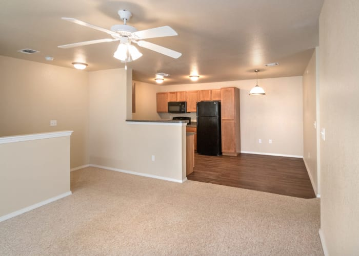 Apartment amenities at The Reserves at High Plains