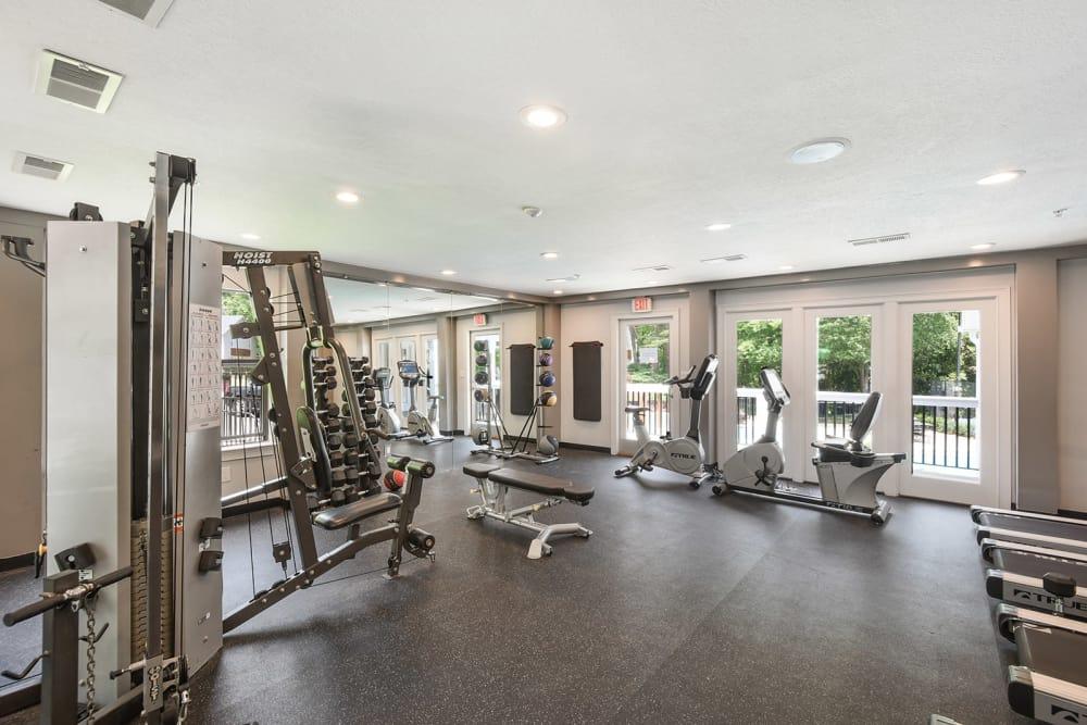Fitness Center at The Alcove in Smyrna, GA