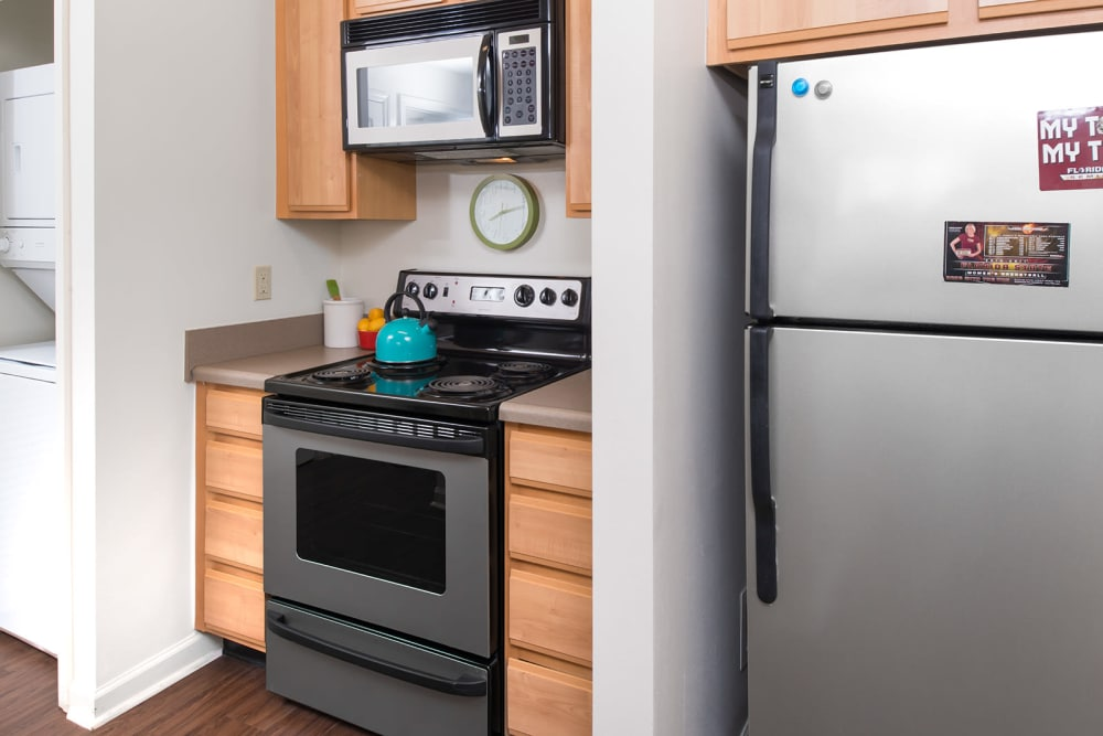 Legacy Student Living Kitchen in Tallahassee