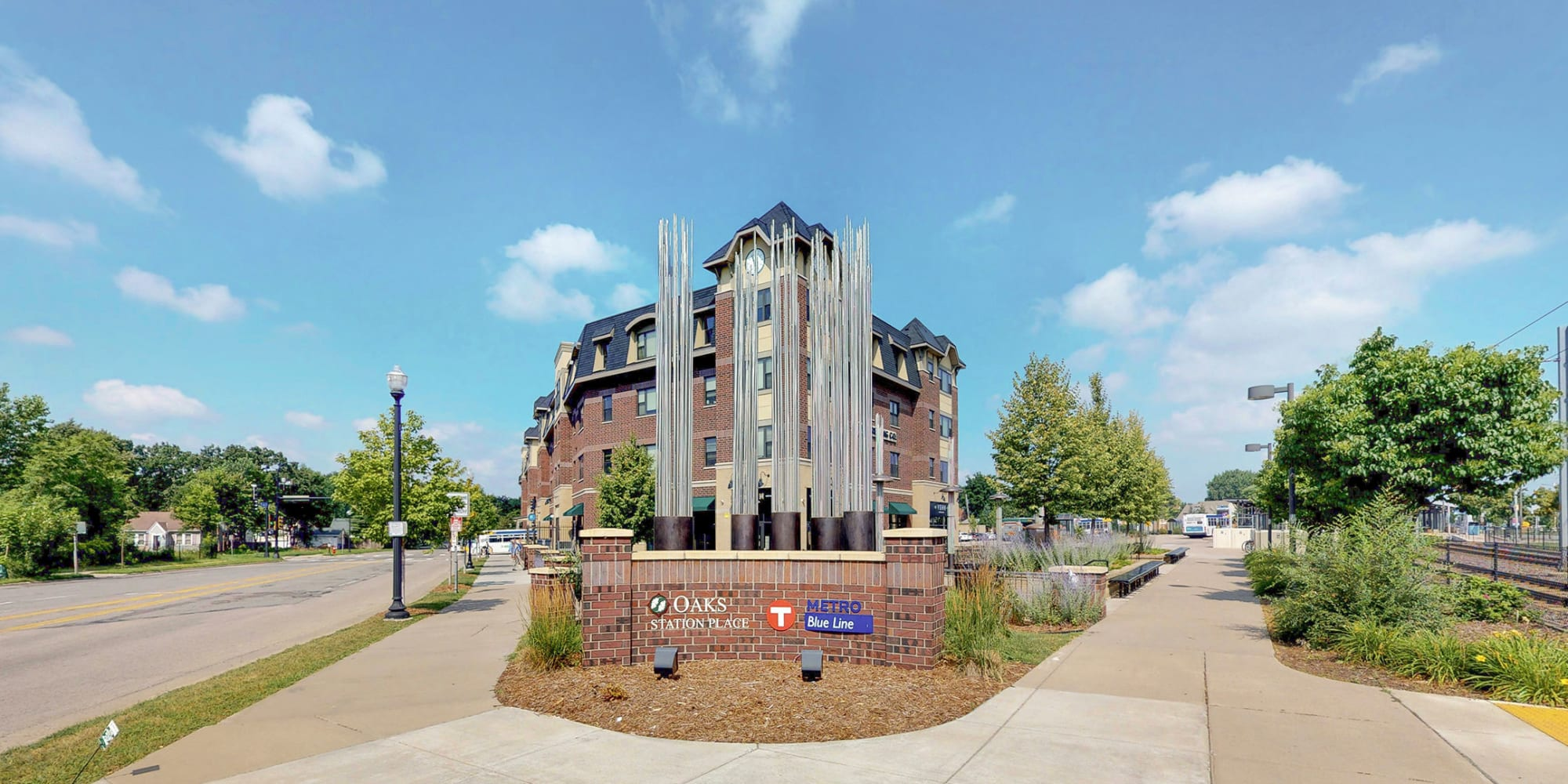 Oaks Station Place apartments in Minneapolis, Minnesota