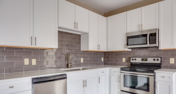 McBee Station offers a fully equipped kitchen in Greenville, South Carolina