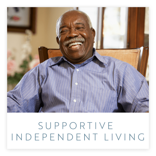 Learn more about our Supportive Independent Living services at The Meridian at Brandon in Tampa, Florida