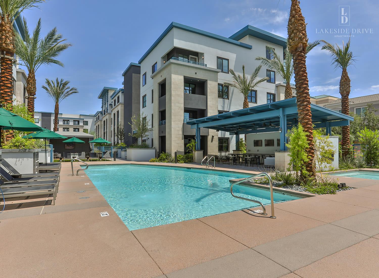Lakeside Drive apartments in Tempe, Arizona