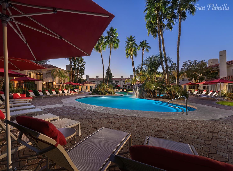 San Palmilla apartments in Tempe, Arizona