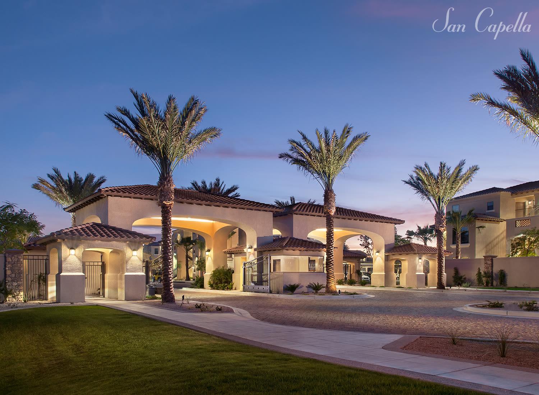 San Capella apartments in Tempe, Arizona