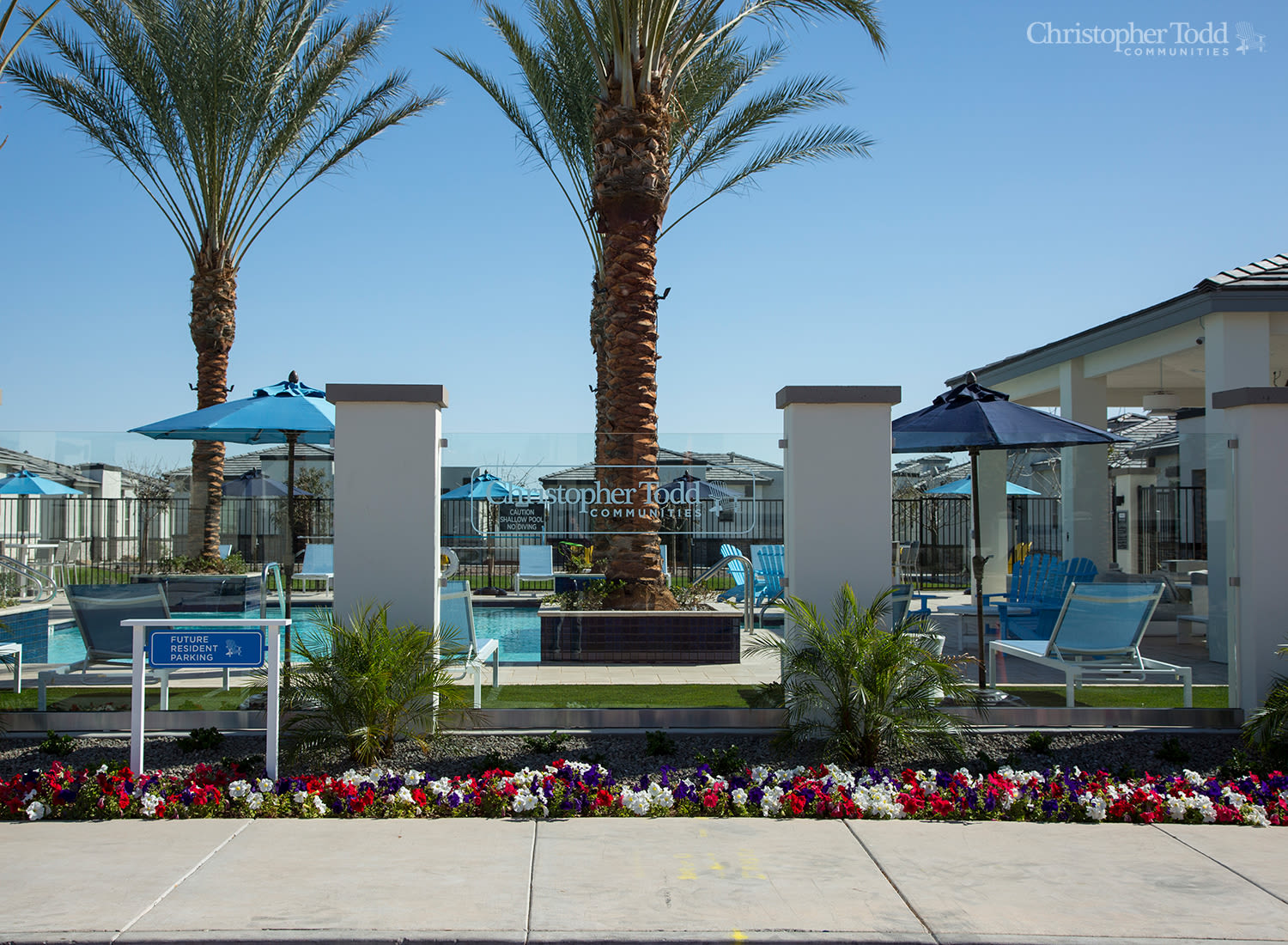 Christopher Todd Communities on Camelback apartments in Litchfield Park, Arizona