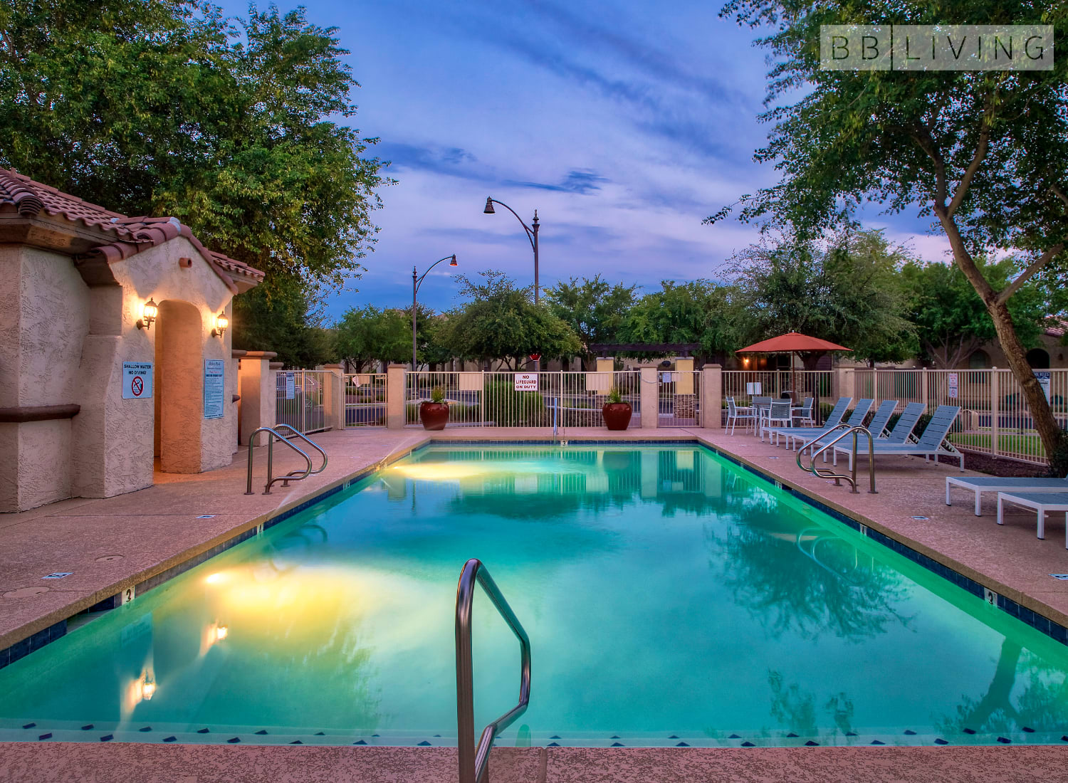 BB Living at Higley apartments in Gilbert, Arizona