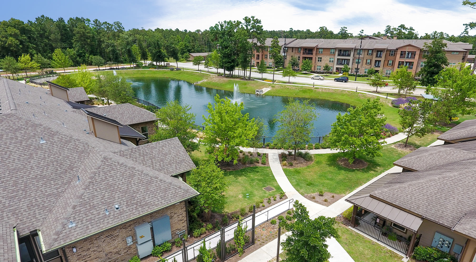 Senior living at Watercrest at Kingwood in Kingwood, Texas