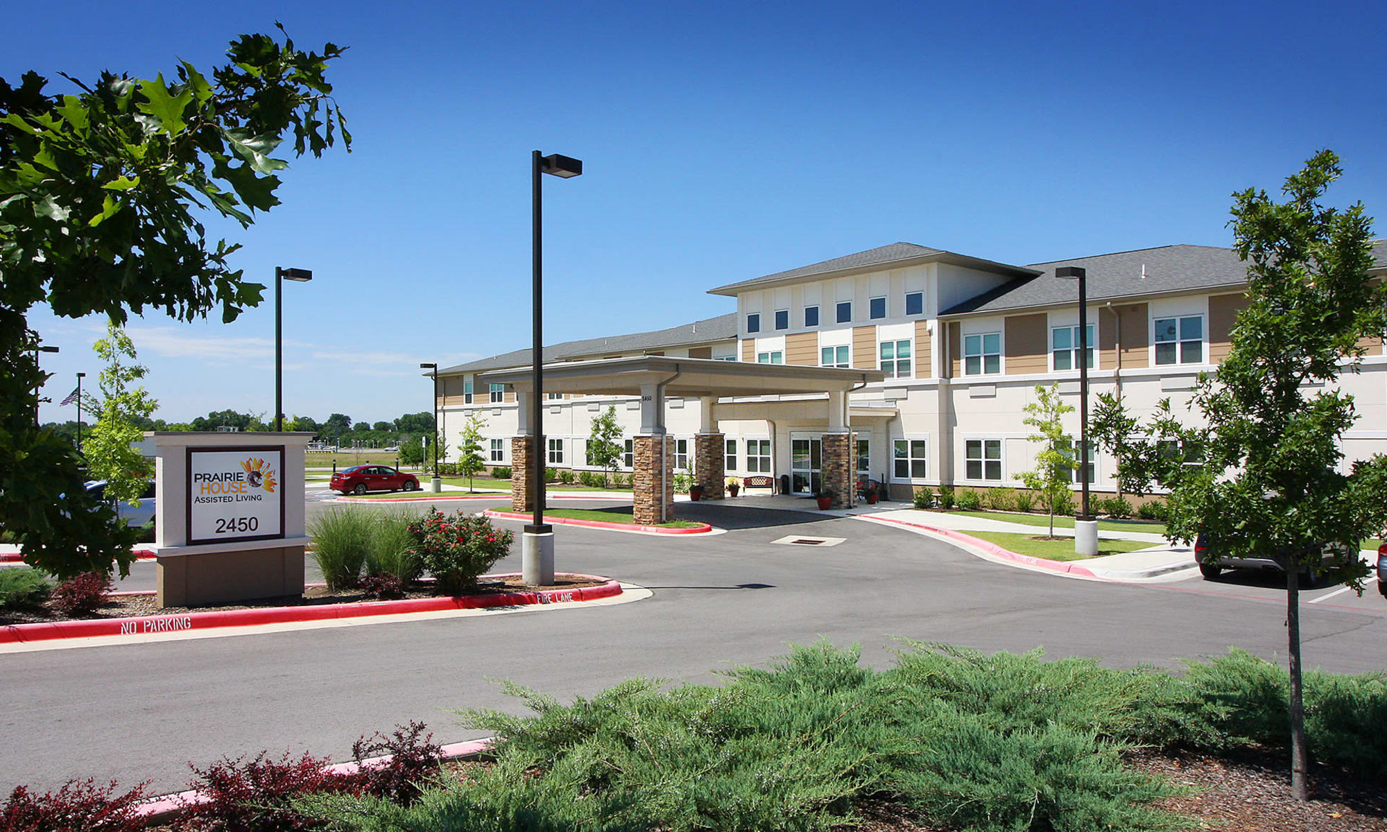 Prairie House Assisted Living and Memory Care in Broken Arrow, Oklahoma