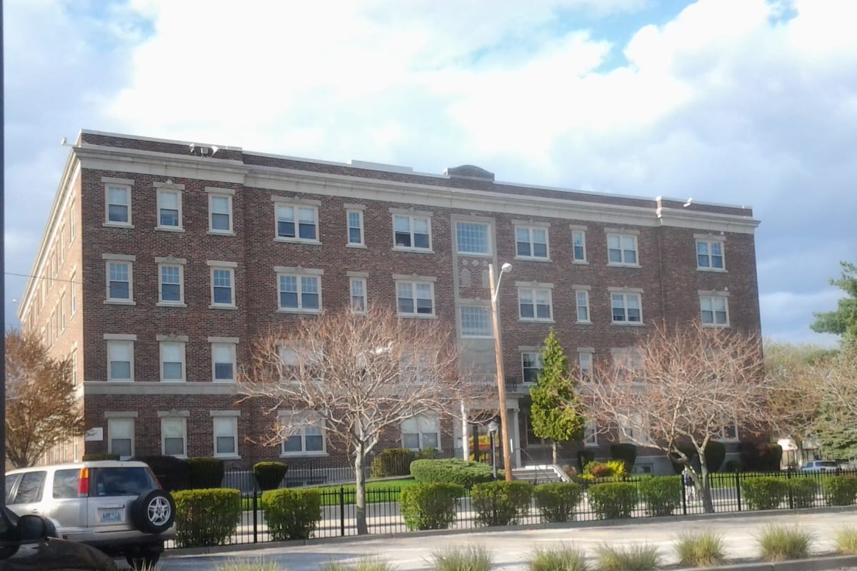 View our Stephens Hall Apartments property in Providence, Rhode Island