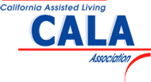 The California Assisted Living Association logo for Quail Park on Cypress