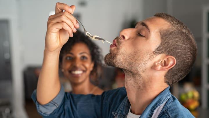 Resident testing his girlfriend