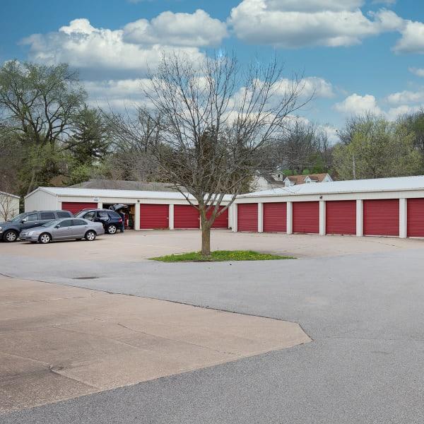 Self storage units for rent at StayLock Storage in Bettendorf, Iowa